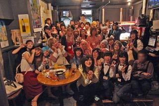 女装パーティー合同イベント