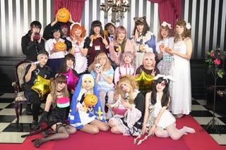 女装ハロウィンパーティー